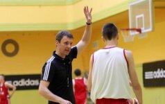 R. Paulauskas: kiekvienas krepšinio treneris gali parodyti teisingą kelią jaunimui