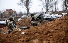 Ukrainoje nukrito karinis sraigtasparnis Mi-2, praneša apie žuvusiuosius