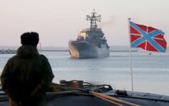 Baltijos jūroje prasidės bendros Kinijos ir Rusijos karo laivų pratybos