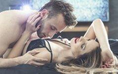 Kuo seksas naudingas inkstams?