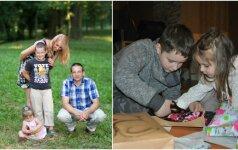 2 vaikų mama: iki antrojo gimdymo nežinojau, kas yra skausmas