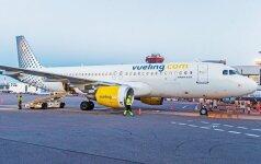 Iš Vilniaus – nauji skrydžiai į Barseloną