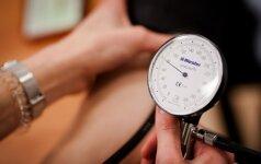 Gydytojas paaiškino, koks turėtų būti idealus kraujospūdis – skaičiai visiems skirtingi