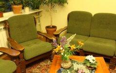 PRIEŠ ir PO: kaip senus baldus paversti naujais