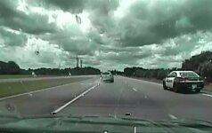 Policijai Floridoje teko imtis drastiškų veiksmų besivejant mobiliųjų telefonų vagis