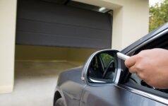 Vis dar aktualu: ar verta įsirengti garažą?