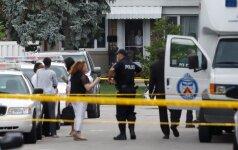Kanadoje trys žmonės nušauti iš arbaleto