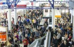 Vilniuje prasideda tarptautinė knygų mugė