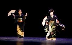 Tradicinių šokių grupė Chidorikai (Japonija)