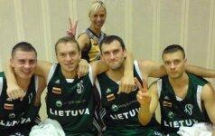 Stipriausia Lietuvoje vyrų krepšinio trijulių ekipa vyksta į FIBA atrankos turnyrą Stambule