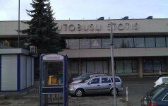 Apie naują autobusų stotį galvoja ir Vilnius