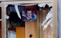 Damaske per užminuoto automobilio sprogimą žuvo aštuoni žmonės
