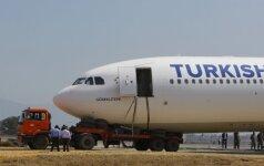 """Skrydžius iš Vilniaus """"Turkish Airlines"""" atnaujins ketvirtadienį"""