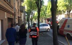 Sujudimas Kauno apygardos teisme – pranešta apie sprogmenį, evakuoti žmonės