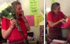 Dėstytoja pravirko pamačiusi, ką dėl jos padarė mylimi studentai