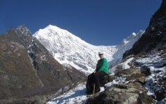 Kelionė į Nepalą ir Himalajus