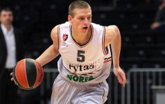 Eurolygos jaunių krepšinio turnyre Kaune - antroji Vilniaus vaikinų pergalė