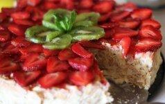 Pyragas su specialiu ingredientu – vos per 15 minučių!