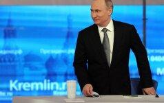 Briuselis prognozuoja Rusijai šviesą tunelio gale