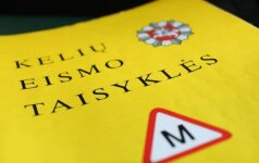 Nesumokėję baudų rizikuoja likti bei vairuotojo pažymėjimo