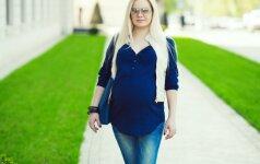 Klaida, kurią daro dauguma moterų prieš gimdymą, ypač pirmakarčių