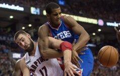 """""""Žalgirio"""" marškinėlius vilksis NBA patirties turintis vidurio puolėjas B. Daviesas"""