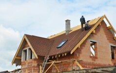 Kaip pasistatyti nebrangų, bet šiltą ir ekologišką namą