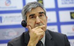 FIBA nori didelio kąsnio, bet derybos su Eurolyga pajudėjo