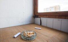 Pasiūlytas ironiškas nikotino atliekų perdirbimo būdas