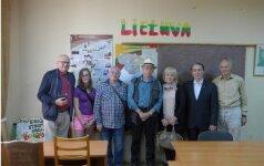 D. Januta su Ukrainos lietuviais