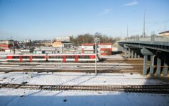 Šiemet daugiau keleivių renkasi traukinius