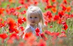 Kodėl vasarą gimę vaikai yra ypatingi