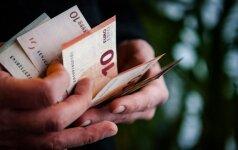 Lietuvos bankas įspėja apie tiksinčią bombą