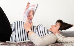 Vilijos gimdymas: šokiai gimdykloje ir knyga, kurią būtina perskaityti