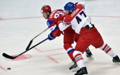 Ledo ritulys: Rusija - Čekija