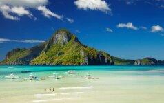 Filipinai: tūkstančių salų rojus, kuriame stebina gamta ir kabantys karstai