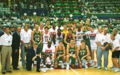 Lietuvos krepšiniui – 95: išrinkite visų laikų geriausius!