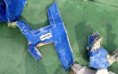 """""""EgyptAir"""" juodosios dėžės duomenys patvirtina dūmus orlaivio salone"""