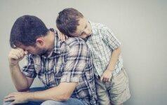 Kaip išlaikyti savitvardą bendraujant su nepaklusniais vaikais?
