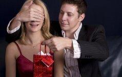 Blogiausios Valentino dienos dovanos