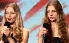 Iš kairės: Rasita Šukvietytė ir Vaida Račiūnaitė-Žmuidinaitė