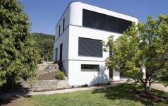Lietuvės kurti namai Liuksemburge: šiuolaikiško dizaino idėjų Meka