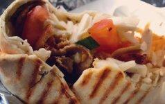 Kelmėje kebabas sukėlė smurto ir džentelmeniškumo proveržį