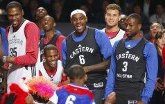 """NBA klubai galės dar labiau švaistytis: """"algų kepurė"""" išsipūs iki 103 mln."""