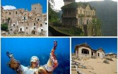 5 vietos, kurias gamta ketina atsiimti iš žmonijos