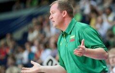 Europos U-20 čempionate lietuviai neprilygo slovėnams - 81:87