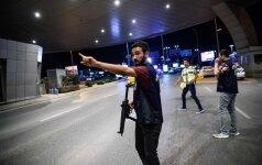 Teroro aktas Stambulo oro uoste: žuvo 36 žmonės, dar 147 sužeisti