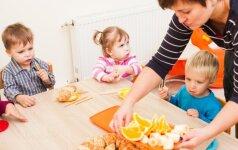 Vegetariškas maistas darželiuose – žala ar nauda vaikų sveikatai?