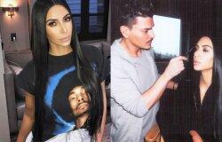 K. Kardashian makiažo meistras Mario atskleidžia dažniausiai naudojamas gudrybes