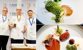 Lietuva vėl sužibėjo pasaulyje: kulinarijos olimpiadoje iškovojo sidabrą